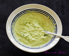 Keto Fat Bomb: Sweet and Creamy Avocado Mash