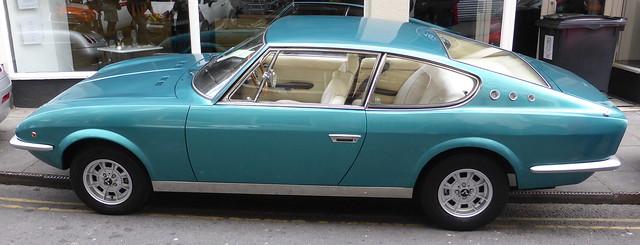 Vignale Fiat 125 Samantha (1969)