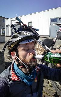 Eisleben - first Beer
