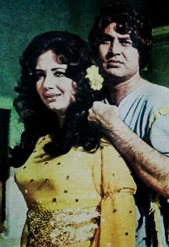 Flickriver Photoset Actress Zeba And Mohammad Ali By Doc Kazi