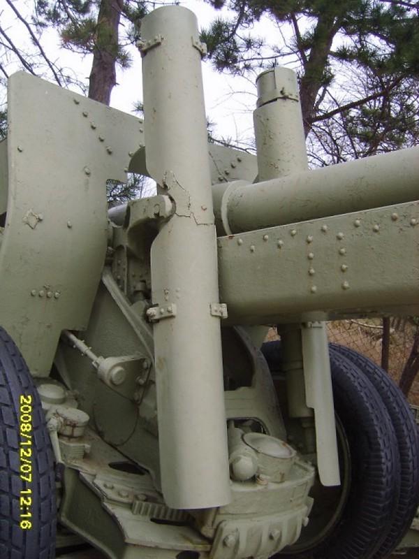 122mm Gun А-19 2