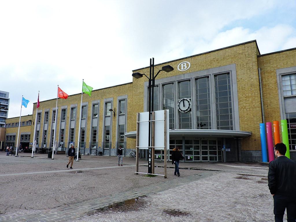 Bruges Train Station