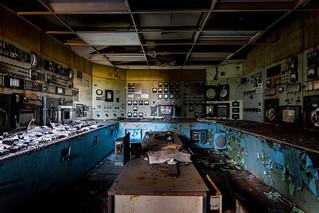 control room   by teresa sorbilli