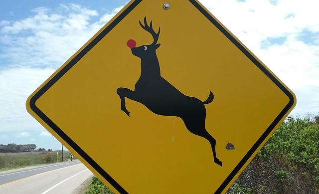 Rudolph crossing