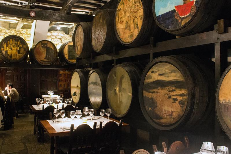 Pinchos in Santander: La Bodega del Riojano