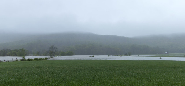 Grassy Cove flooding, Cumberland County, Tennessee 1