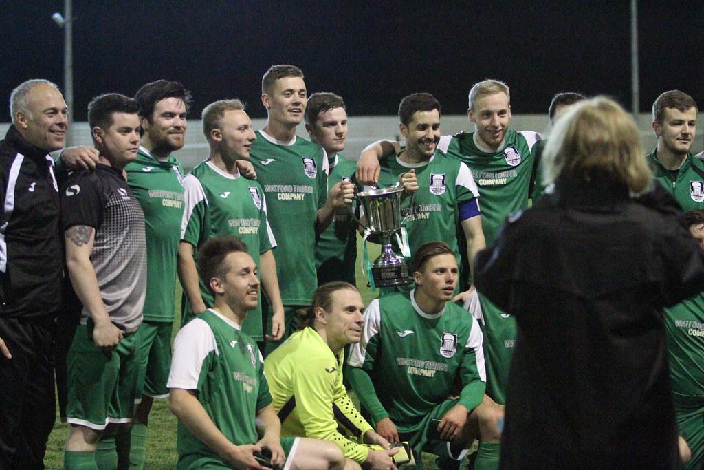 Spartan South Midlands League, Division 2 Cup final