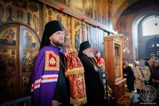 Божественная литургия 750