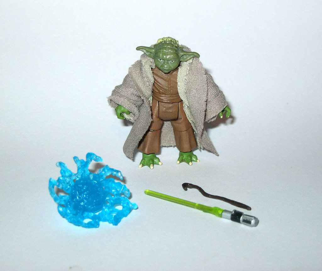 Vc20 Yoda Star Wars The Vintage Collection Star Wars Reven Flickr