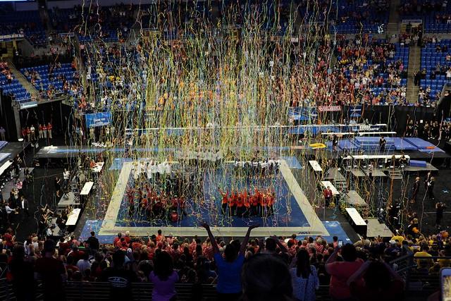 2017 NCAA Women's Gymnastics Championship
