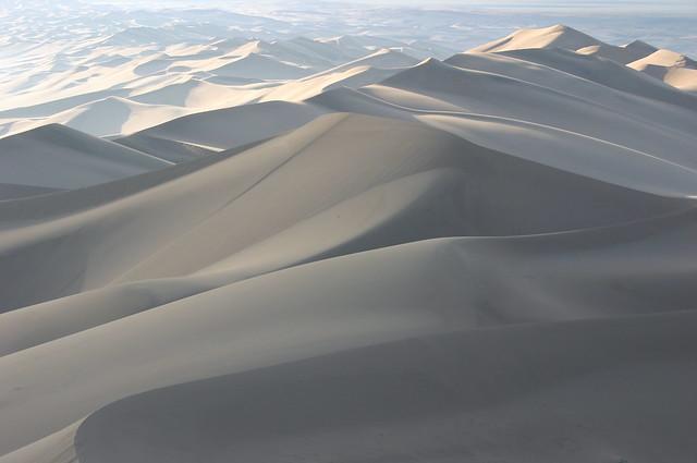 Khongoryn Els Gobi Desert Sand Dunes Mongolia Asia