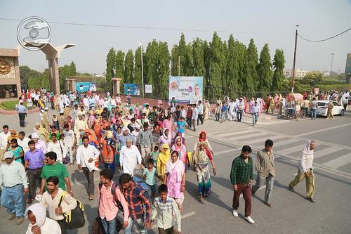 View of Nirankari Sarover