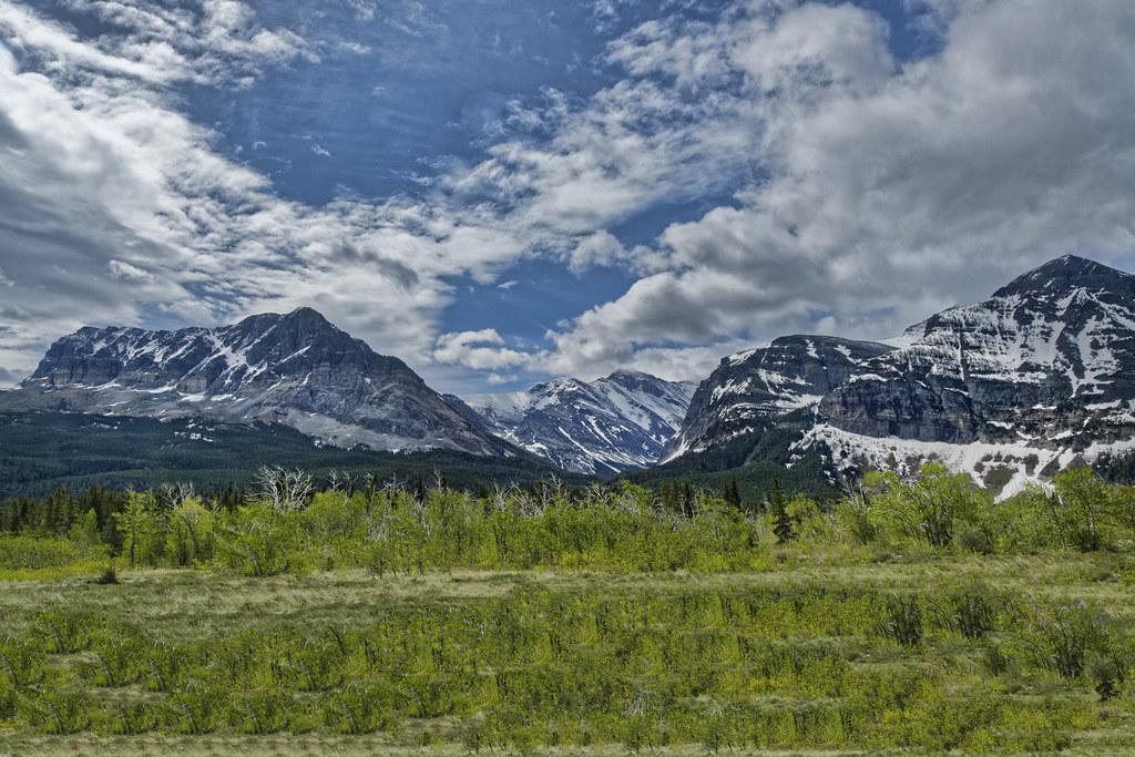 Many Glacier Park 21