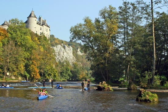 Dinant - Les Kayaks