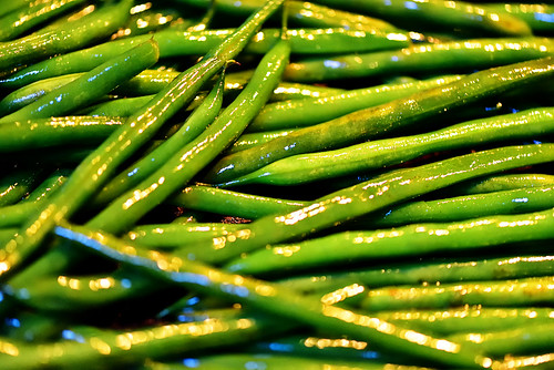 green beans | by theilr