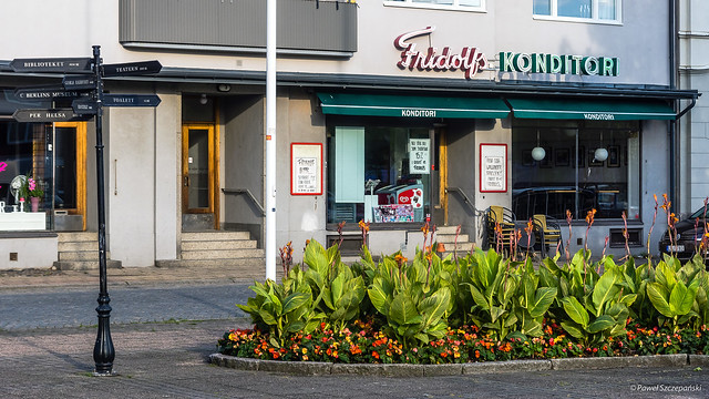 Fridolfs Konditori Café