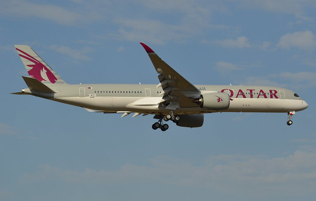 A.350-900 QATAR AIRWAYS F-WZFC 0008 TO A7-ALE 03 08 15 TLS