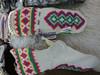 Typické sámské barvy, foto: Šárka Vacková