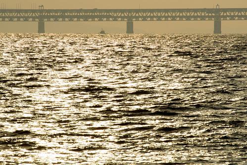 貝塚市 大阪府 japan 海 seashore 関西空港 橋 bridge
