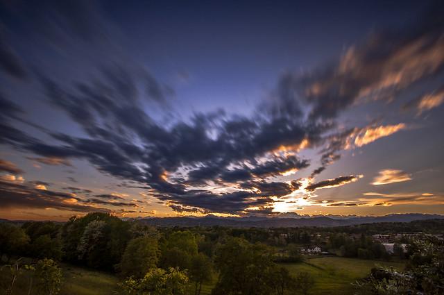 Amazing sunset yesterday!