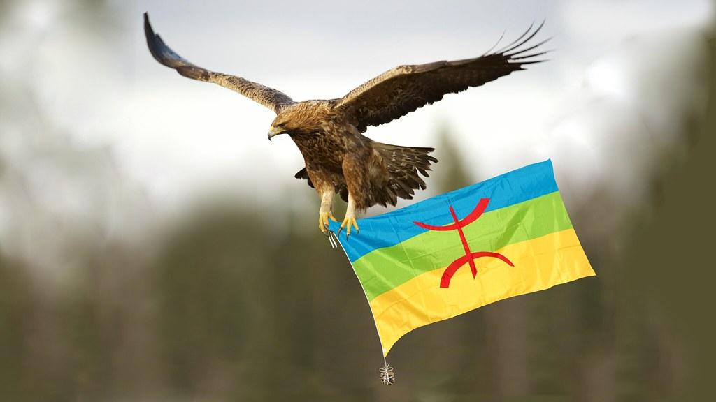 amazigh flag   amazigh flag   abderrazzak elhasnaoui   Flickr