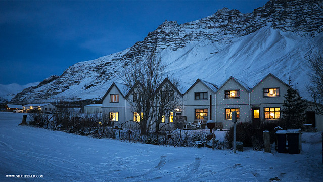 20161222 Hali Country Hotel (Höfn) - Iceland D