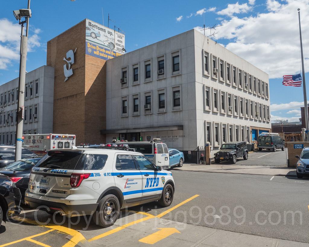 48th Police Precinct Station