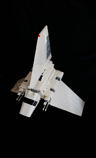 Shuttle Front | by tfcrafter1