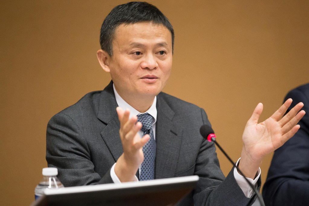 jack ma - Billionaire Entrepreneurs-Top 10 of them and their net-worth | Voxytalksy