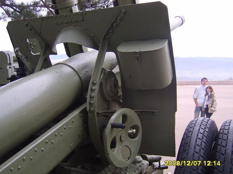 122mm Gun А-19 5