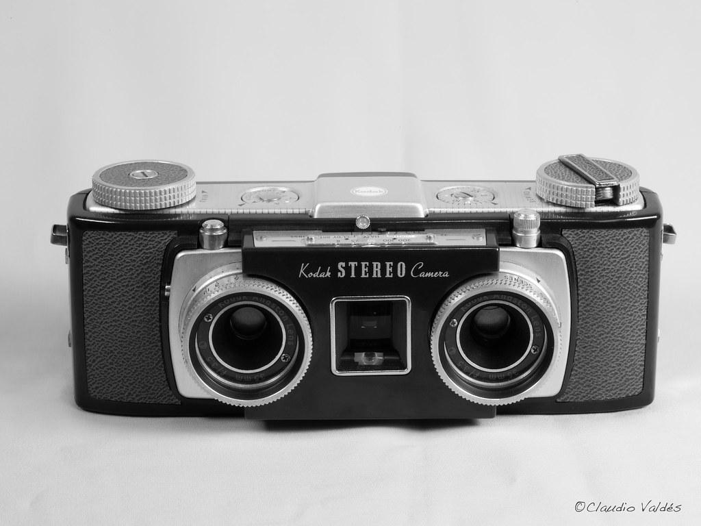 Kodak Stereo Camera Kodak Stereo Camera Produced From 195 Flickr