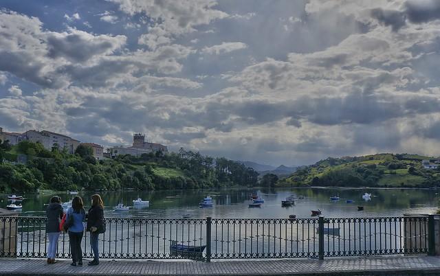 San Vicente de la Barquera. Cantabria.
