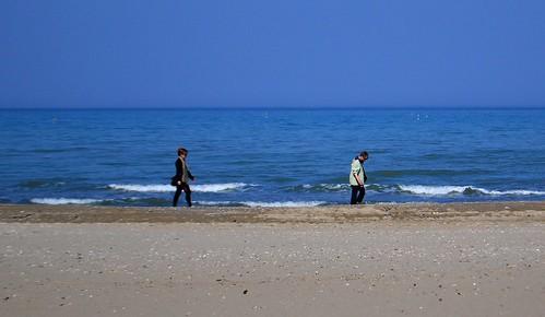 #Rimini #Beach #Landscape