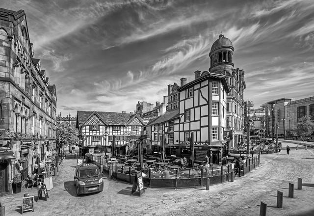 Shambles Square - Manchester
