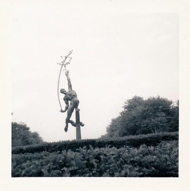 The Rocket Thrower - 1964 / 1965 New York World's Fair