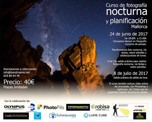 Curso fotografía nocturna y planificación | by David Maimó
