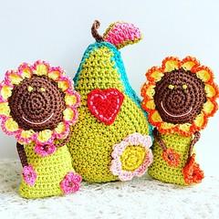 Sunflower Dolls