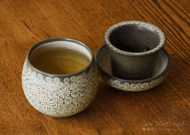 Burdock Tea