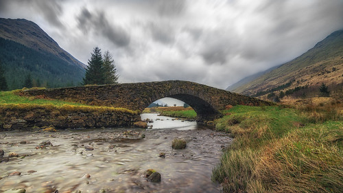 The Butter Bridge, Glen Kinglas | by der_peste (on/off)