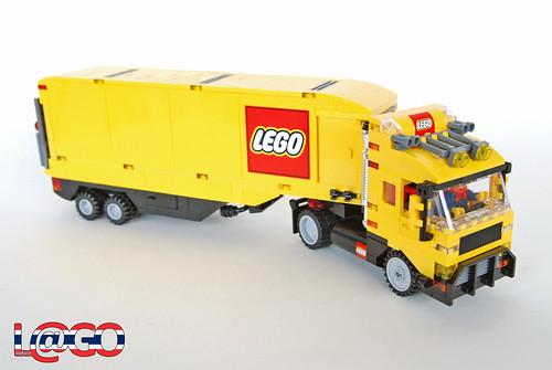 LEGO Truck 1