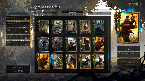 Gwent | by PlayStation.Blog