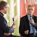 Video conversations Martin Junge / Olaf Fykse Tveit