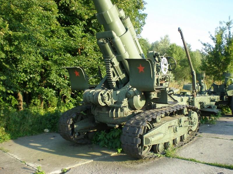 203 мм гаубица М1931 2