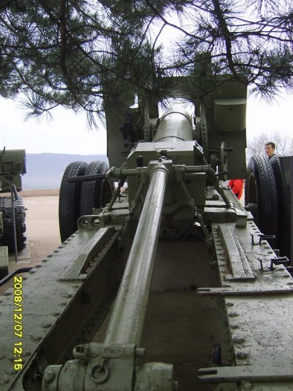 122mm Gun А-19 9