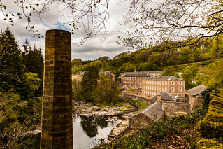 New Lanark Mill | by Scotland By Camera