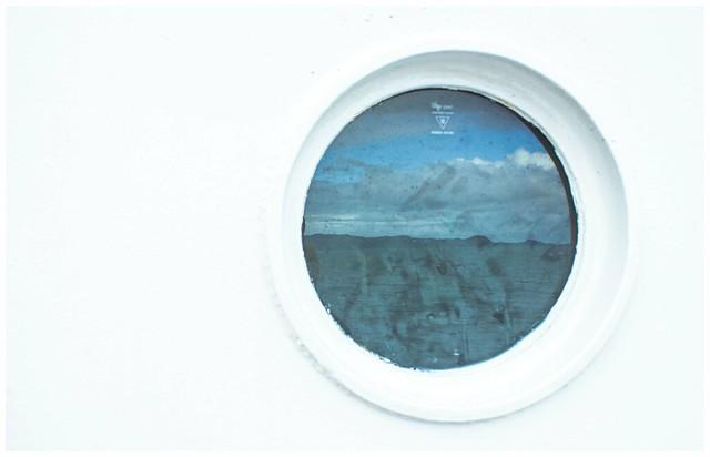 Window & Sea, Eigg Ferry