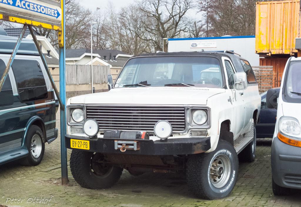 1980 Chevrolet 'Suburban'