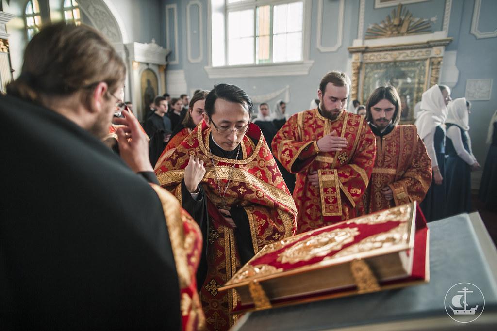 7 мая 2016, Венчальная Литургия с сурдопереводом / 7 May 2017, The Wedding Liturgy with sign language