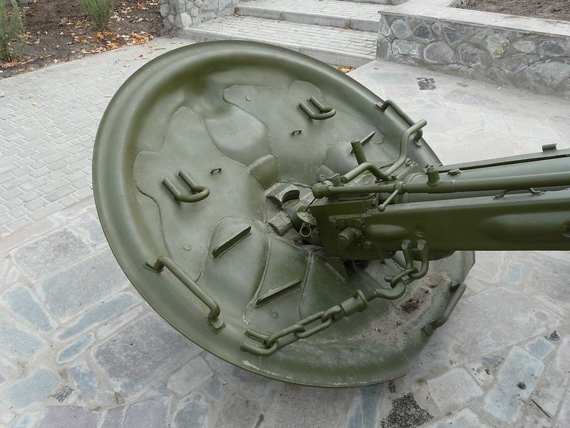160mm murbruk M-160 2