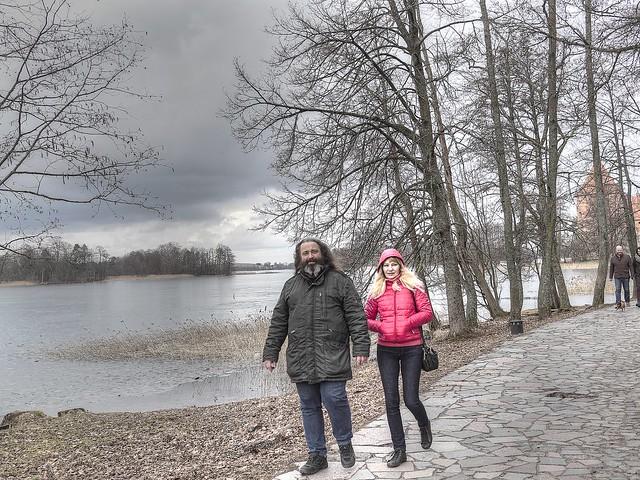 Trakai and people